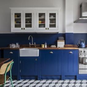 цвет стен на кухне идеи варианты