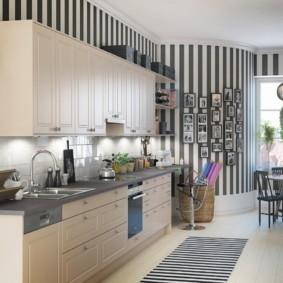 цвет стен на кухне варианты
