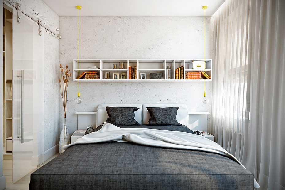 спальня в 7 в метров