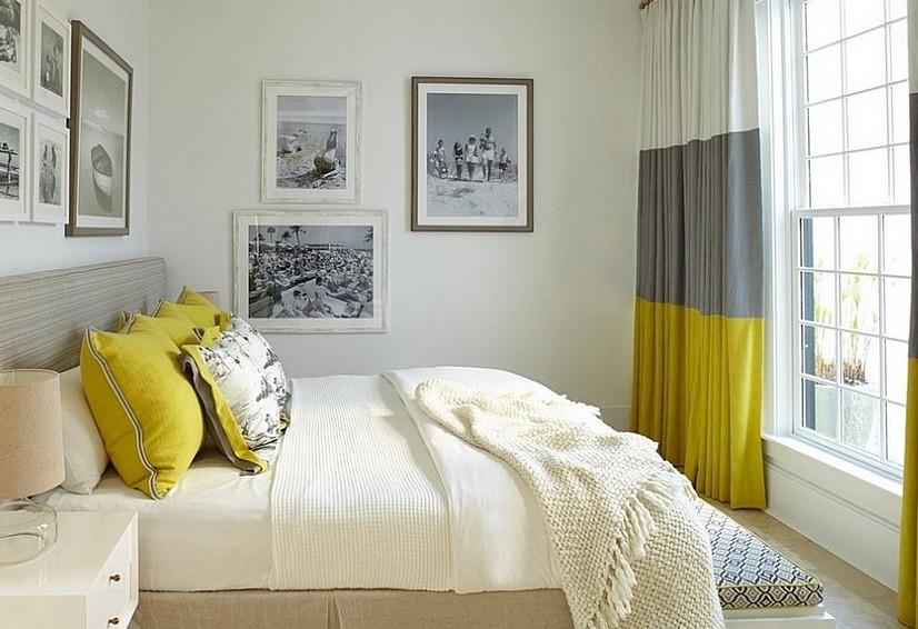 дизайн спальни 7 кв метров