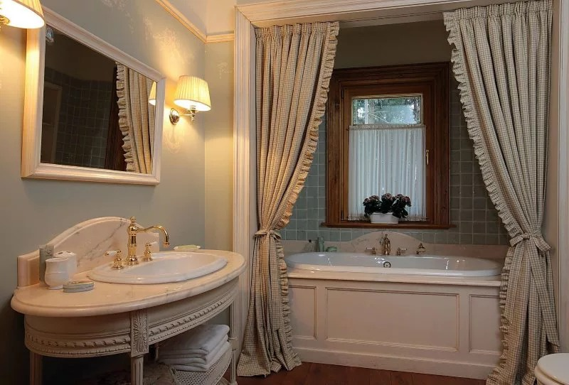 шторка для ванной