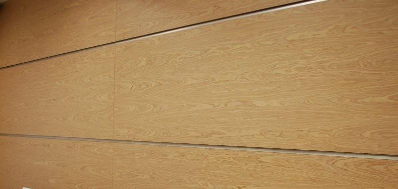 Панели из ДСП с ламинированным покрытием