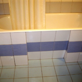 экран в ванной комнате фото дизайна
