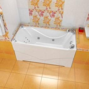 экран в ванной комнате интерьер идеи