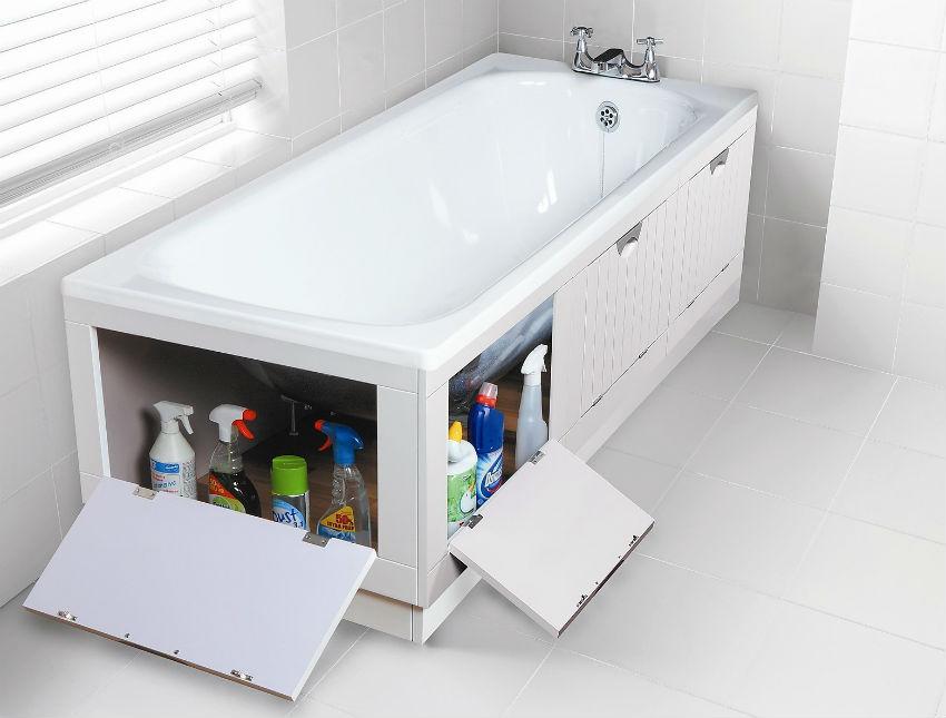 экран в ванной комнате фото варианты
