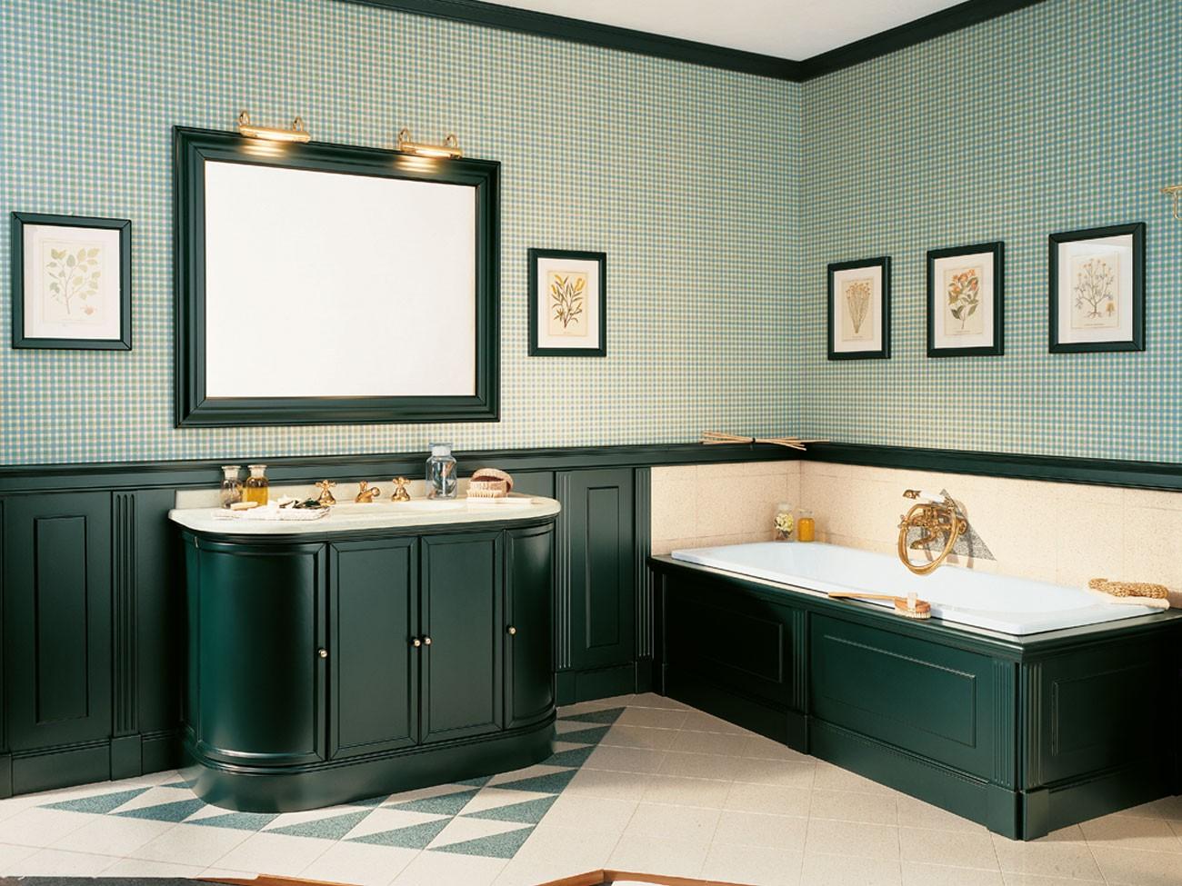 экран в ванной комнате фото виды
