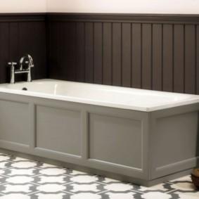 экран в ванной комнате идеи дизайн
