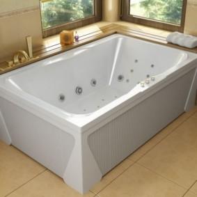 экран в ванной комнате идеи дизайна