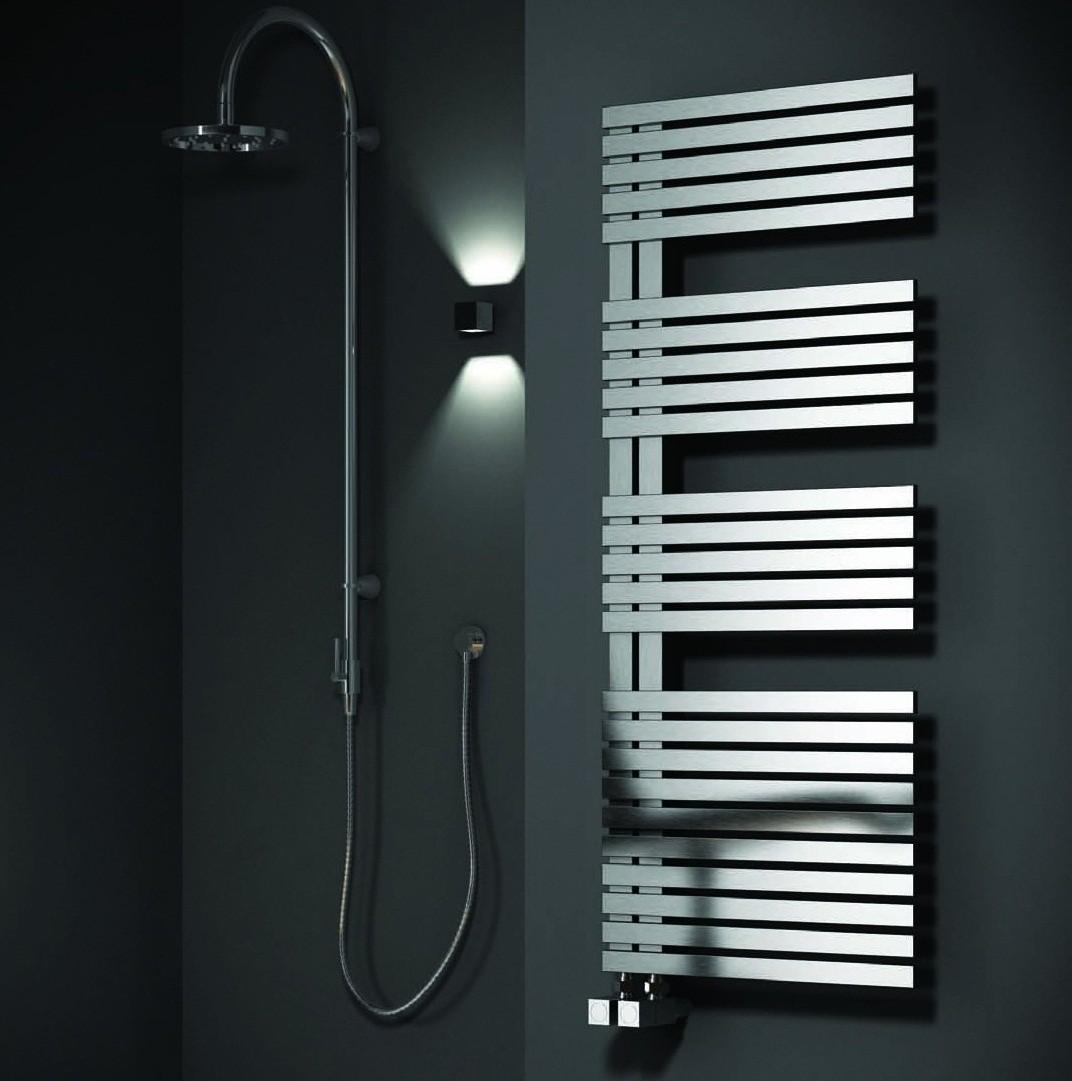 электрический полотенцесушитель в ванную декор