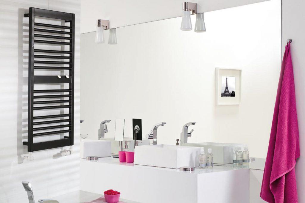 электрический полотенцесушитель в ванную фото обзоры