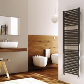 электрический полотенцесушитель в ванную фото вариантов