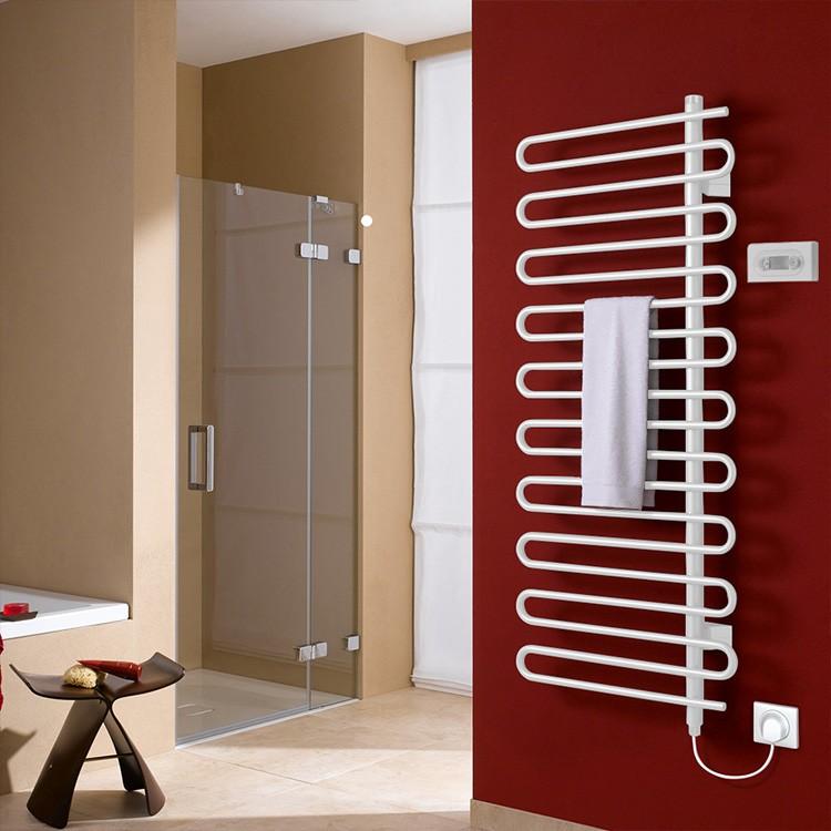 электрический полотенцесушитель в ванную идеи декор