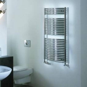 электрический полотенцесушитель в ванную идеи обзор
