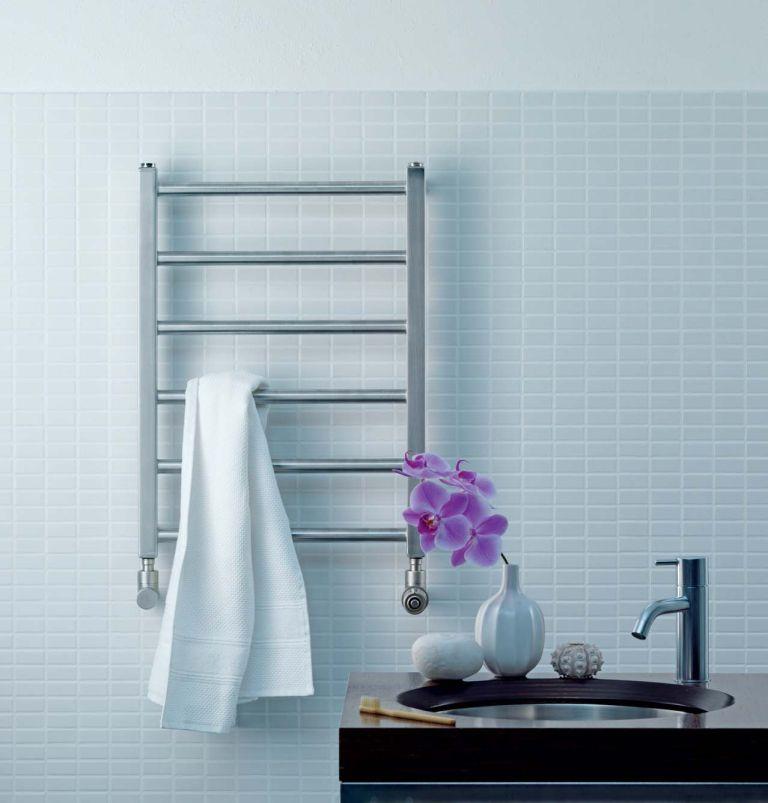 электрический полотенцесушитель в ванную идеи обзоры