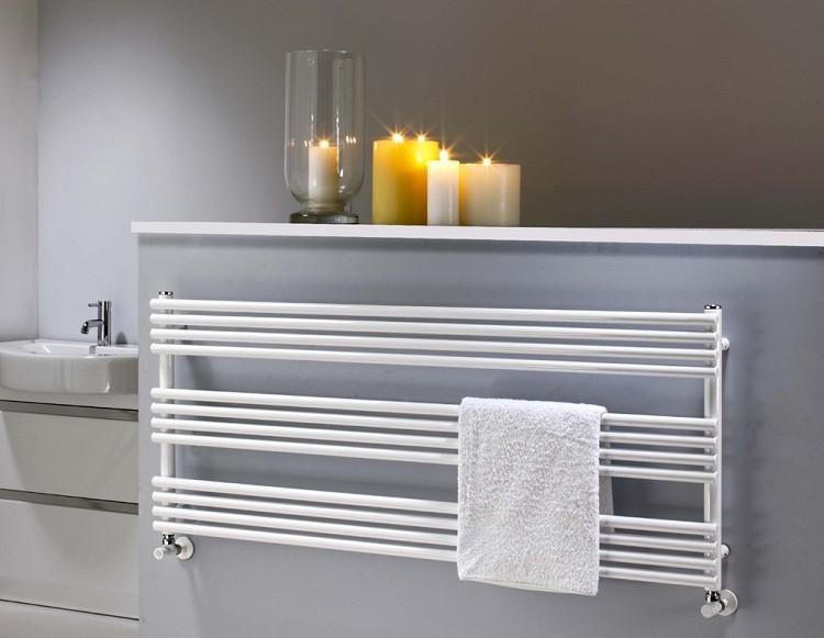 электрический полотенцесушитель в ванную идеи вариантов