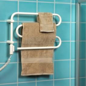 электрический полотенцесушитель в ванную обзор