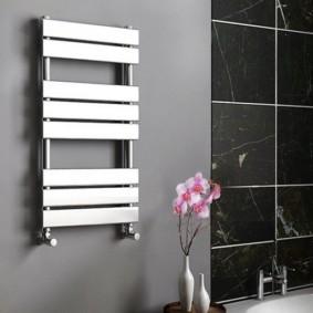 электрический полотенцесушитель в ванную виды дизайна