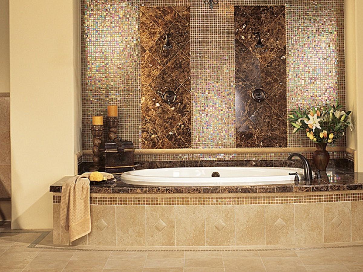 Картинки мазайка в ванной