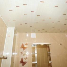 Вертикальная укладка настенной плитки