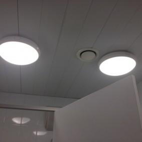 Матовые плафоны накладных светильников
