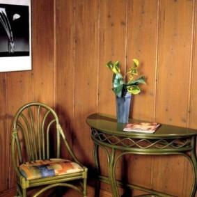 Красивая мебель из гнутого дерева