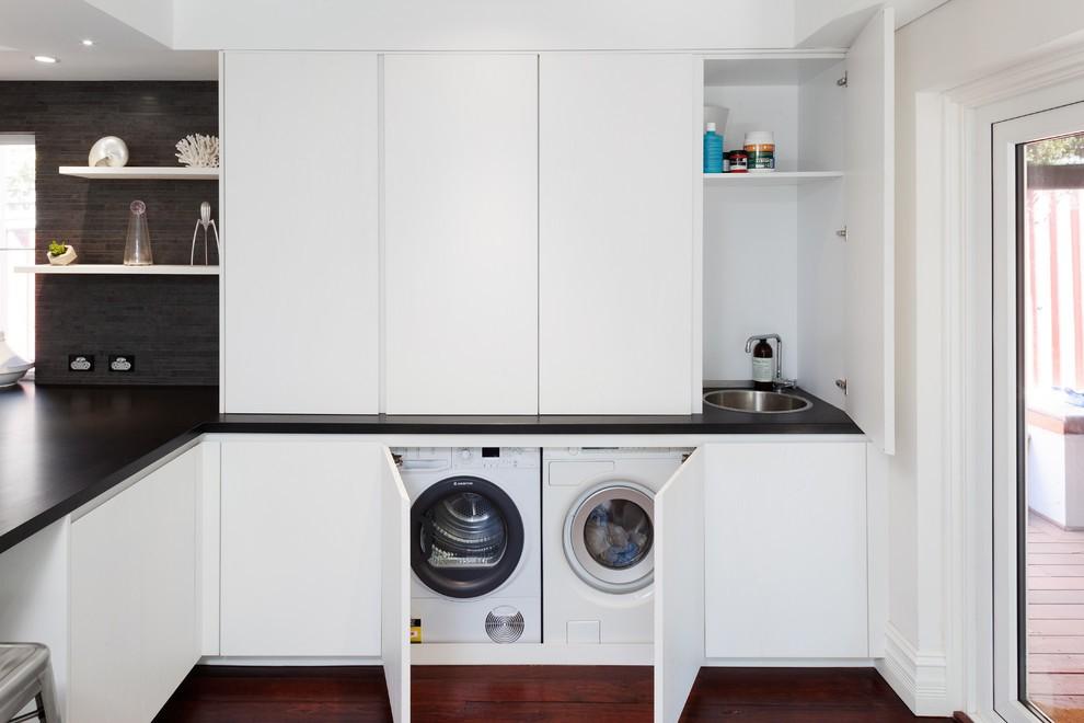 секрет, что сушильная машина в кухонном гарнитуре фото противном
