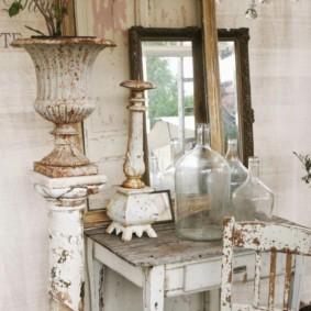 Старинные вещи для ванной комнаты