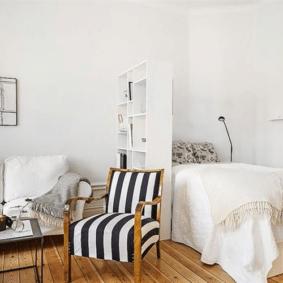 спальня гостиная 17 кв м идеи варианты