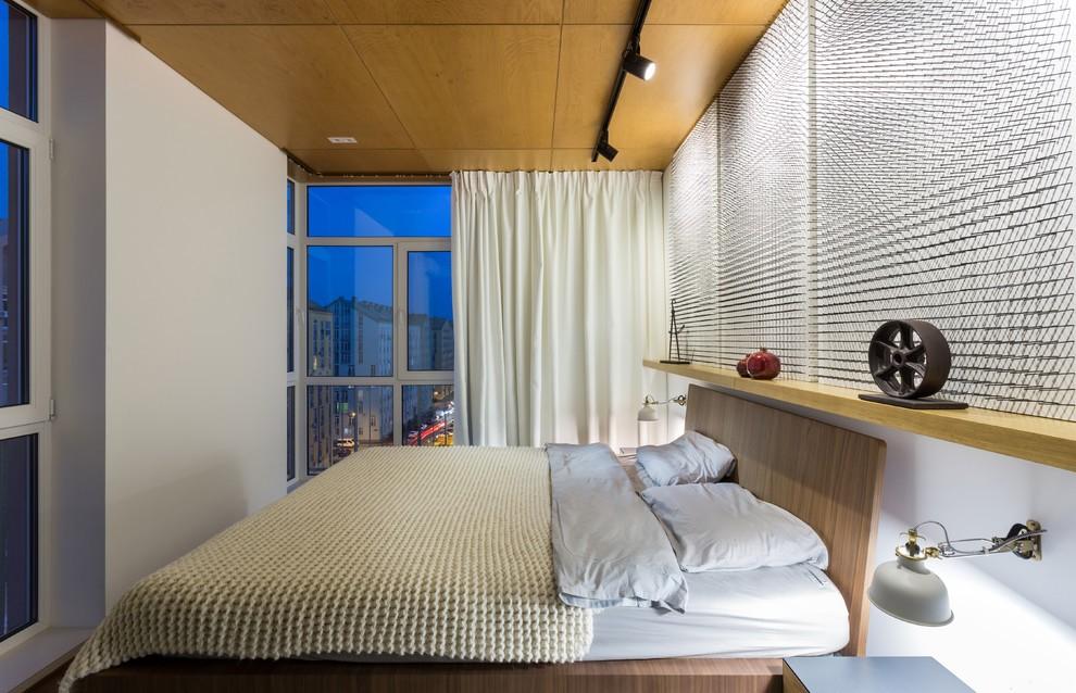 интерьер спальной комнаты по фен-шуй фото