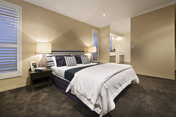 интерьер спальной комнаты по фен-шуй идеи видов