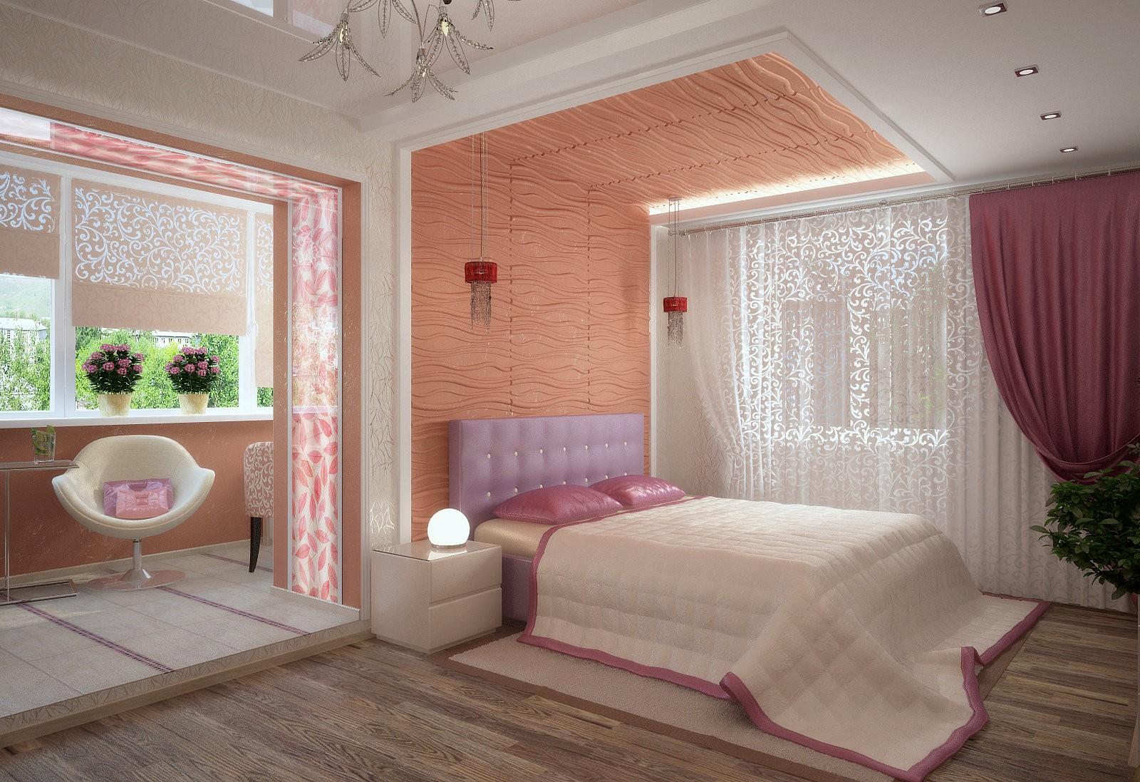 Спальня с настенными часами фото конце мая