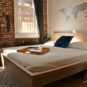 интерьер спальной комнаты по фен-шуй фото декора