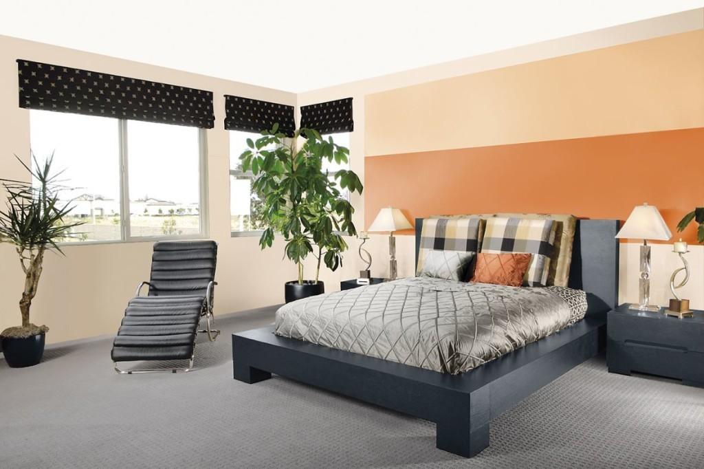 интерьер спальной комнаты по фен-шуй фото видов