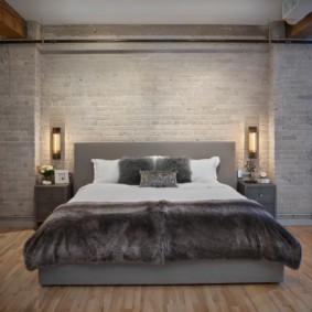 интерьер спальной комнаты по фен-шуй идеи оформление