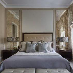 интерьер спальной комнаты по фен-шуй идеи виды