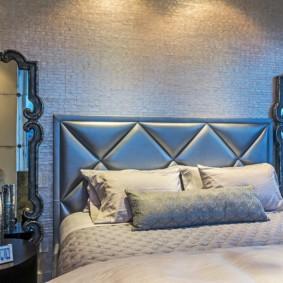 интерьер спальной комнаты по фен-шуй оформление идеи