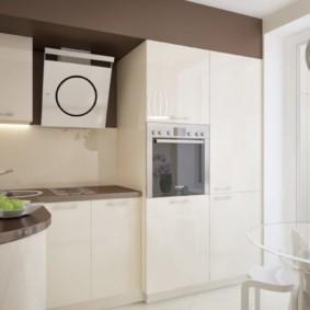 дизайн малогабаритной кухни идеи декор