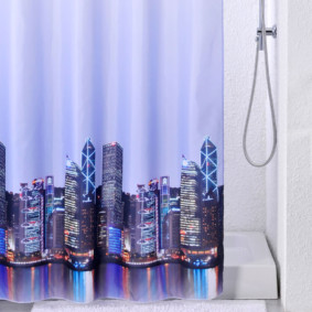 как выбрать шторы для ванной фото