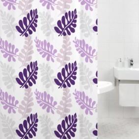 как выбрать шторы для ванной идеи дизайна