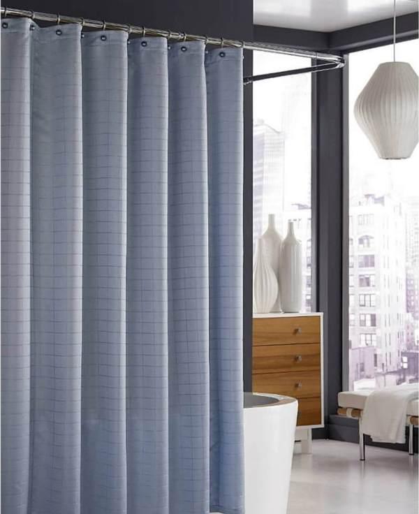 как выбрать шторы для ванной
