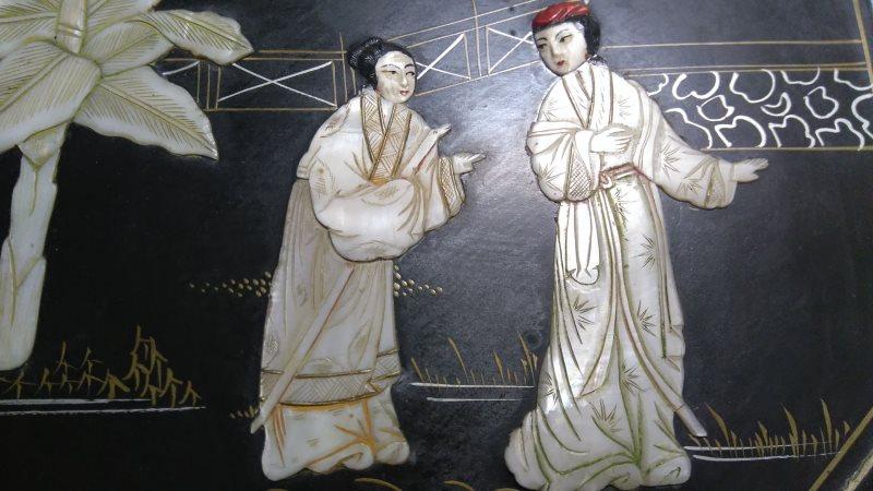 Панно в стиле китайской культуры для украшения кухни