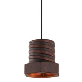 Оригинальный светильник в виде болта