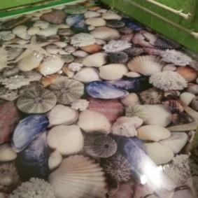 Морская тематика в интерьере современной ванной