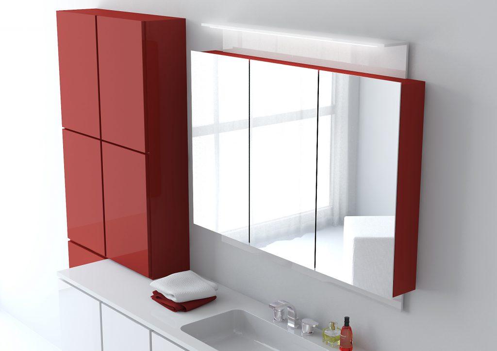 навесной шкаф в ванную идеи интерьера