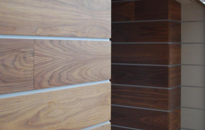 МДф-панели с декоративной ламинированной пленкой
