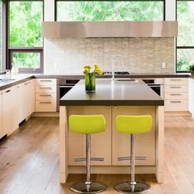 барные стулья для кухни фото варианты