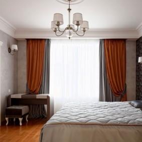 шторы для спальни 2019 идеи фото