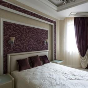 шторы для спальни 2019 дизайн фото