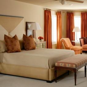 шторы для спальни 2019 фото дизайна