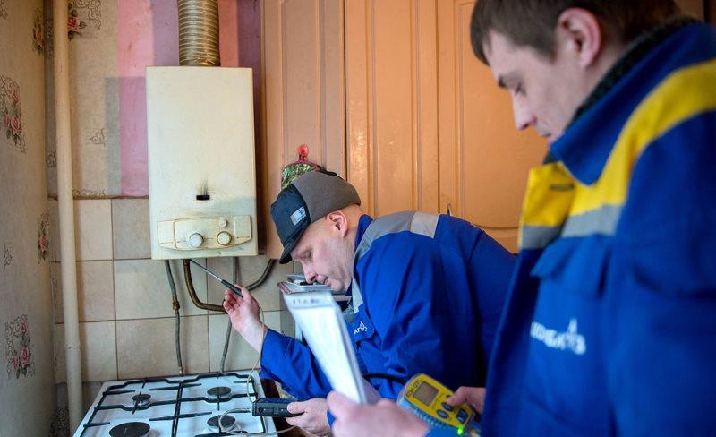 Проверка газовой колонки в хрущевке кирпичного дома